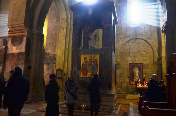 Светицховели - древний памятник христианской Грузии