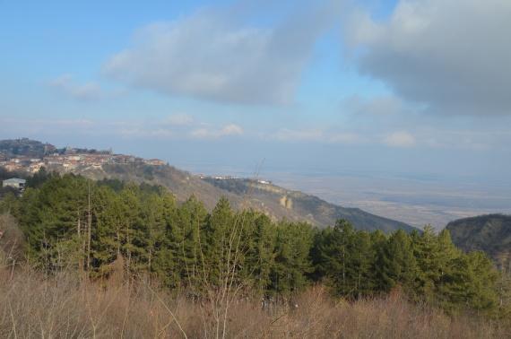 Бодби - священное место, где почивают мощи равноапостольной Нины