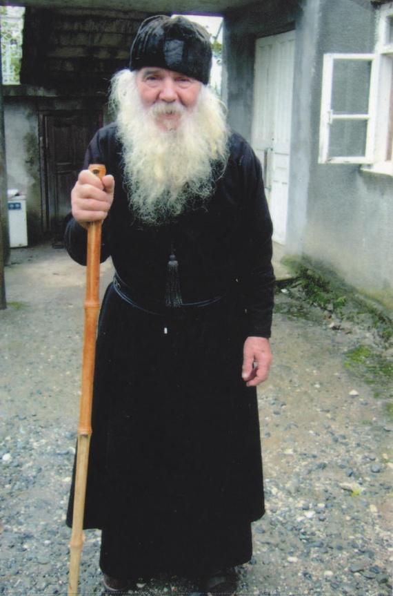 Похвальное слово схимонаху Кассиану