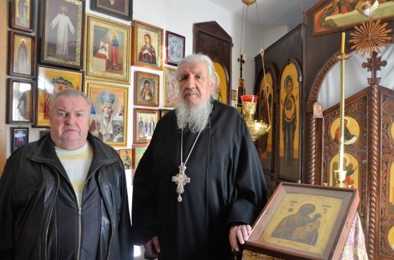 Архимандрит Иоанн (Крестьянкин) в воспоминаниях отца Антония (Гулиашвили