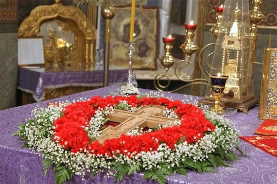 11 марта — Крестопоклонная неделя Великого поста