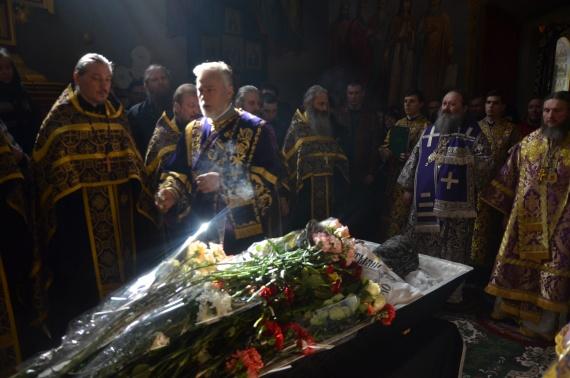 Светлой памяти архимандрита Марка (Гринюка)