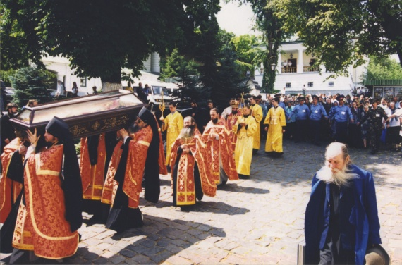 Подвижники благочестия ХХ века. Памяти монаха Руфа (Резвых)